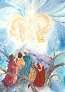 the transfiguration of our lord by starcross