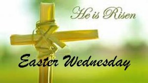 Easter Wednesday