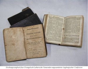 A Brief History of Hymnals in the LC-MS | Our Redeemer Lutheran Church