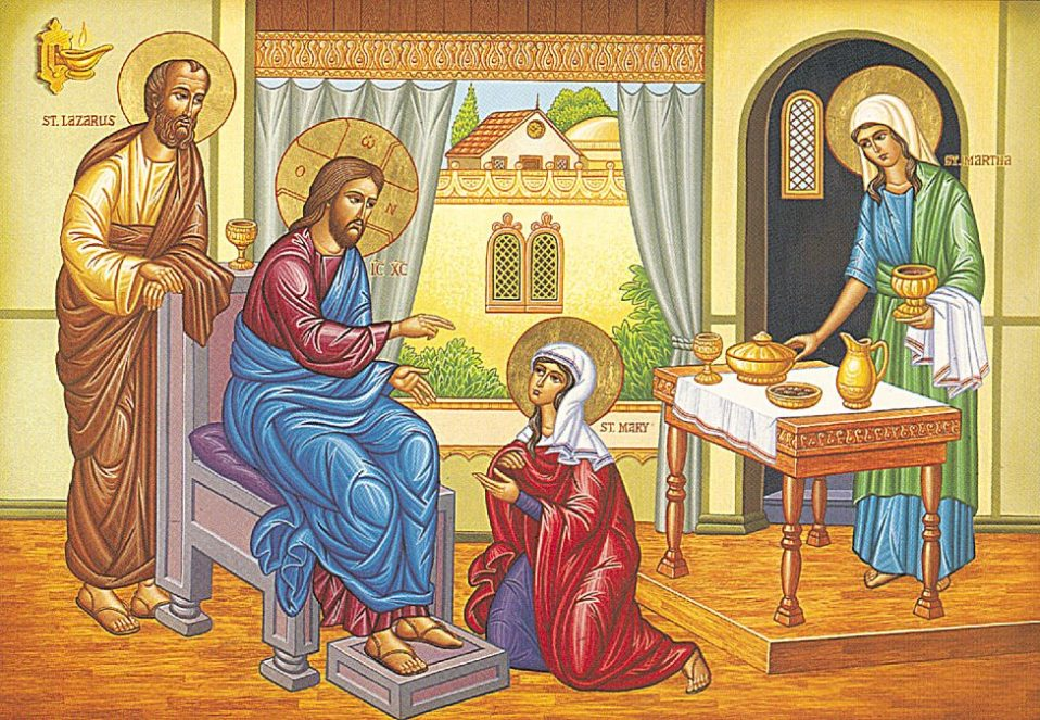 lazarus of bethany How can the answer be improved.